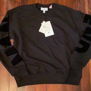 NWT 7 for All Mankind sweatshirt